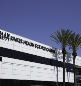 Chapman University's Rinker Health Science Campus