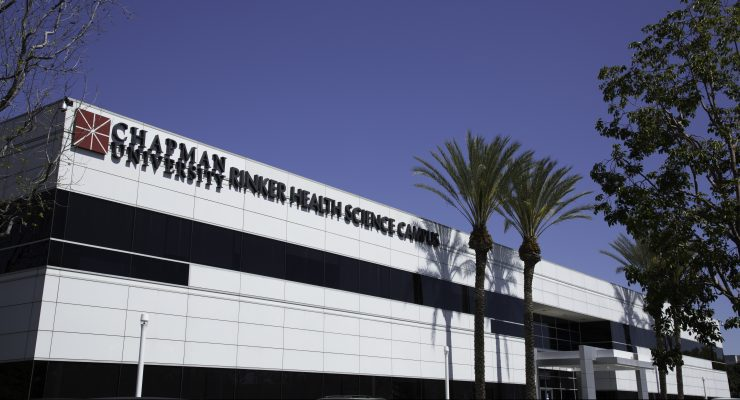 Chapman University's Rinker Health Science Campus