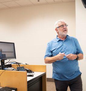Chapman University President Daniele Struppa