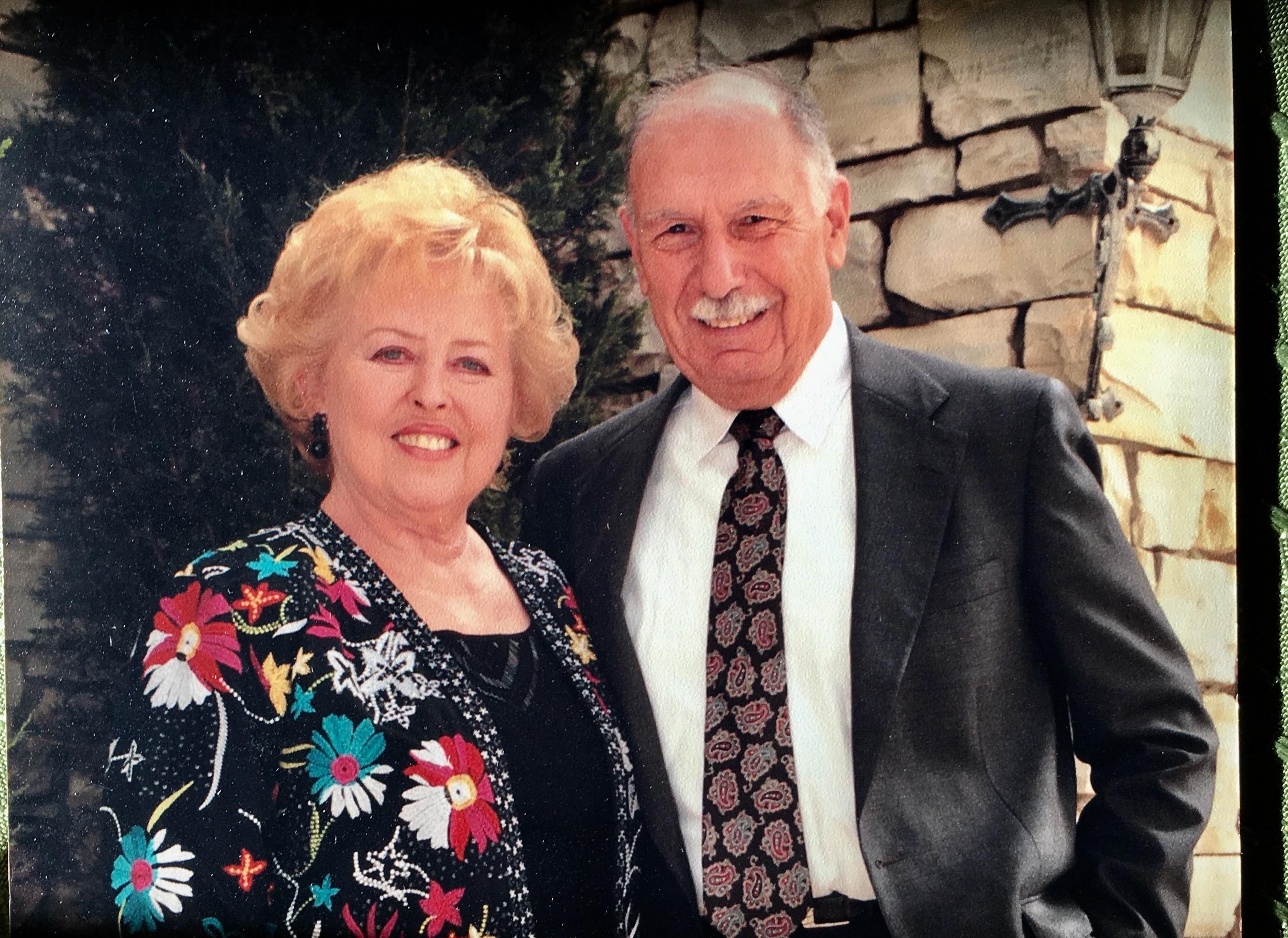 Susan and Jim Swenson