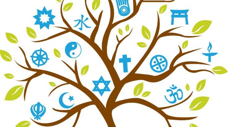 Fish interfaith tree