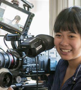 Dodge College student filmmaker