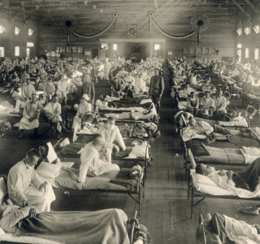 The Forgotten Pandemic