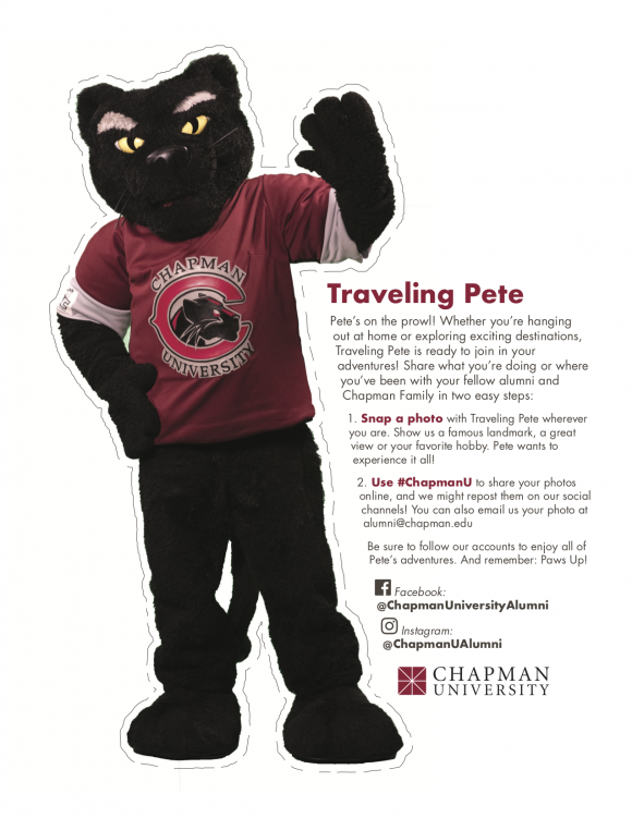 traveling pete
