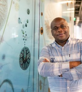 Yemi Odeyemi, data scientist