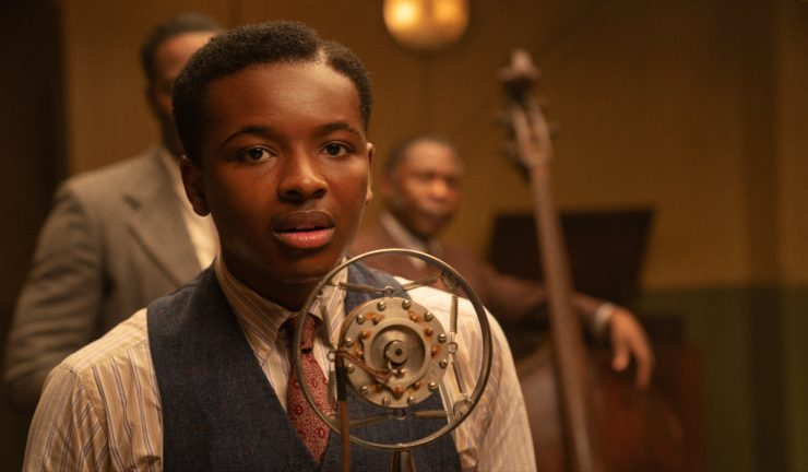 "Dusan Brown in ""Ma Rainey's Black Bottom"""