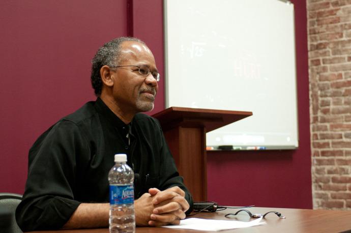 Carmichael Peters teaches.