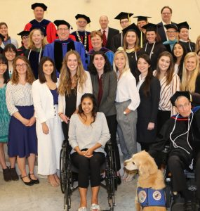 Photo of Phi Beta Kappa Members