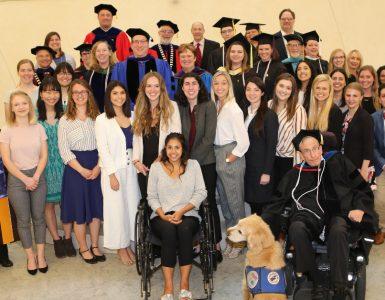Photo of Phi Beta Kappa Members