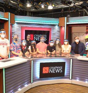 Chapman News Staff