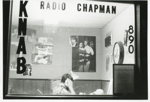 Chapman Radio in the 1960s