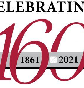 celebrating 160 logo