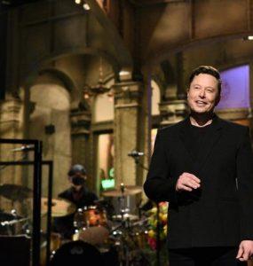 "Elon Musk hosting ""Saturday Night Live"" May 8, 2021"