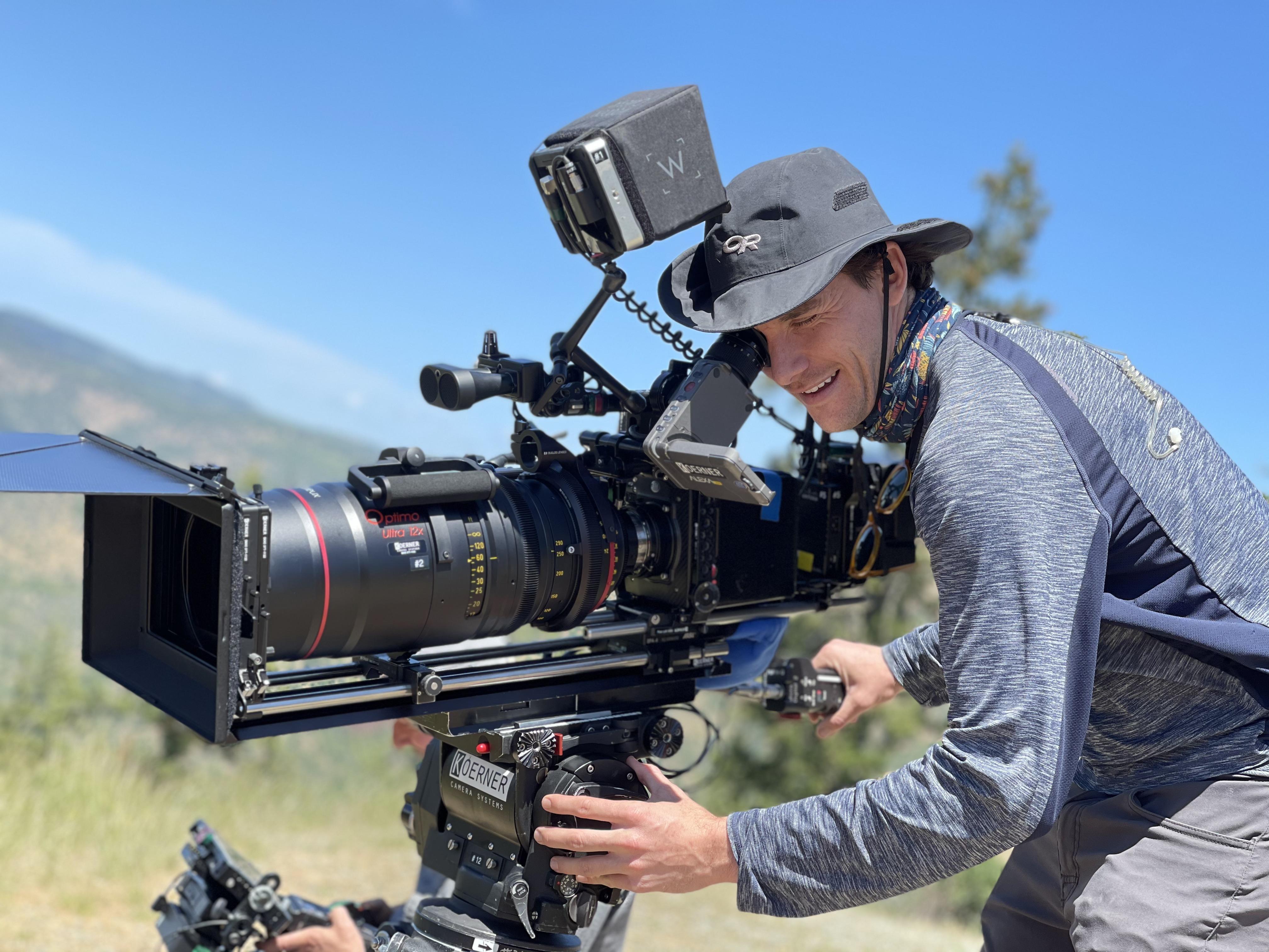 Cameraman David Markun
