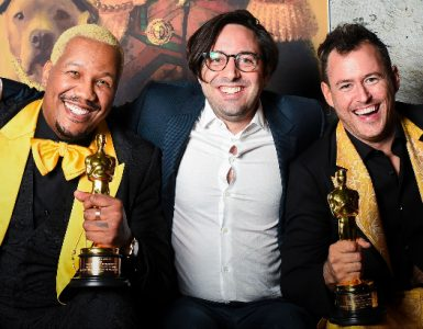 """""""Two Distant Strangers"""" trio with Oscars"""