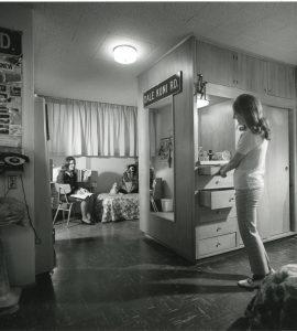 Chapman Dorm-then